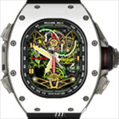 Richard Mille Mens collectoin RM 050-068