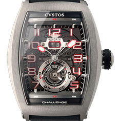 Cvstos Masterpiece Twin-Time