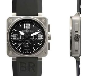 BR 01 - 94 Bell & Ross BR 01-94 Chronograph