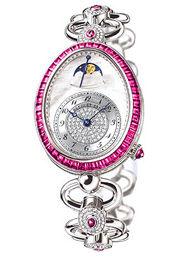 8909BB/5D/J21 RRRR Breguet High Jewellery watches