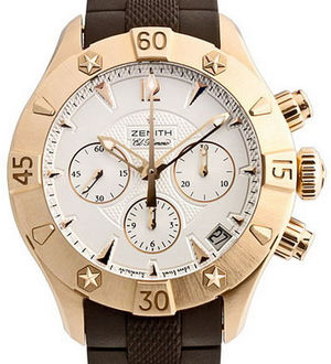 18.0506.4000/01.R650 Zenith Star Ladies