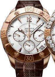 new-zenith-defy-classic-chronograph-lady Zenith Star Ladies