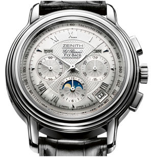 03.1240.4001/01.C495.GB Zenith Chronomaster Old model