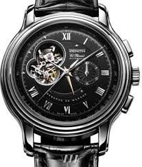03.1260.4021/22.C505 Zenith Chronomaster Old model