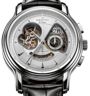 03.1260.4039/01.C505 Zenith Chronomaster Old model