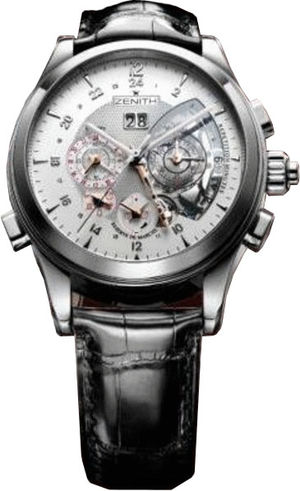40.0200.4031/21.C492 Zenith Chronomaster Old model