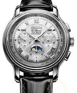 65.1240.4001/01.C495.GB Zenith Chronomaster Old model