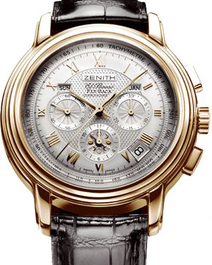 35.1250.4009/01.C496 Zenith Chronomaster Old model