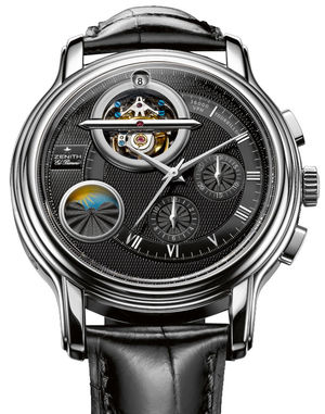 Zenith Chronomaster Old model 65.1260.4034/21.C505