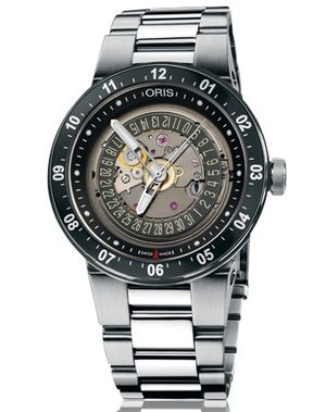 01 733 7613 4114-07 8 24 75 Oris Motor Sport Collection
