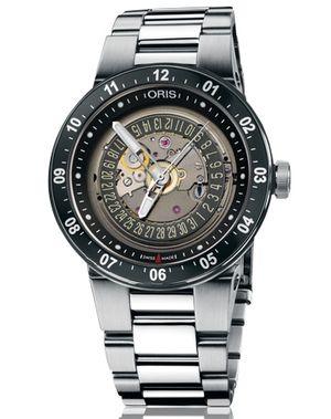 01 733 7613 4114-07 8 24 75 Oris Motor Sport Collection