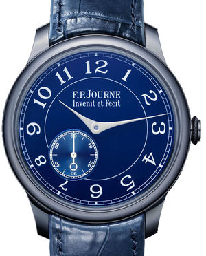 CB Chronometre Bleu F.P.Journe Souveraine