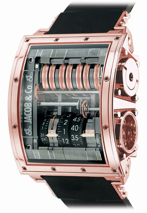 the-quenttin-rose-gold Jacob & Co Grand Complication Masterpieces