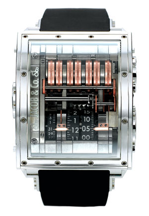 Quenttin sphir Jacob & Co Grand Complication Masterpieces