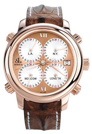 H-24RRG (Limited Edition) Jacob & Co H-24
