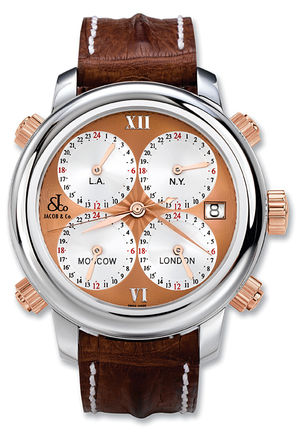 H-24RC (Limited Edition) Jacob & Co H-24