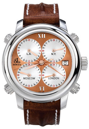 H-24R (Limited Edition) Jacob & Co H-24