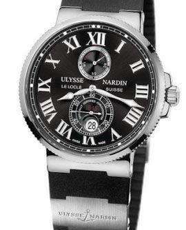 263-67-3/42 Ulysse Nardin Maxi Marine Chronometer 43