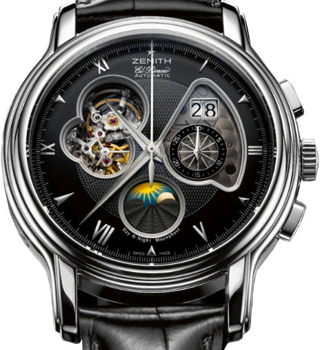 03.1260.4047/22.C505 Zenith Chronomaster Old model