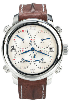 H-24SSP (Limited Edition) Jacob & Co H-24
