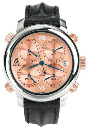 H-24SSCR (Limited Edition) Jacob & Co H-24