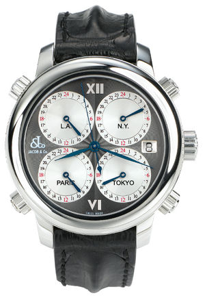 H-24SSSL (Limited Edition) Jacob & Co H-24