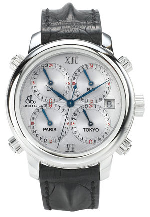 H-24SSSLWG (Limited Edition) Jacob & Co H-24