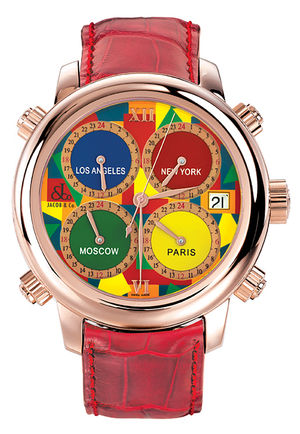 H24-TRG (Limited Edition) Jacob & Co H-24