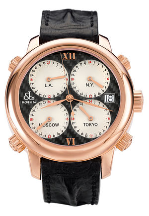 H24-CFRG (Limited Edition) Jacob & Co H-24
