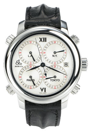 H-24SSW (Limited Edition) Jacob & Co H-24