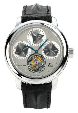 Jacob & Co Rainbow Tourbillon R 2WG