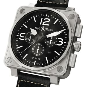BR 01-94 Acier Bell & Ross BR 01-94 Chronograph