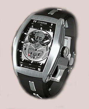 CTT SWR Cvstos Masterpiece Twin-Time