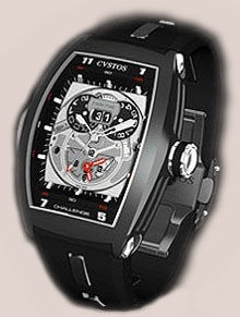 CTT SRR Cvstos Masterpiece Twin-Time