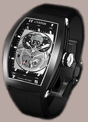 CTT SBR Cvstos Masterpiece Twin-Time