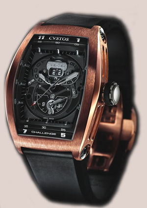 CTT RGR Cvstos Masterpiece Twin-Time