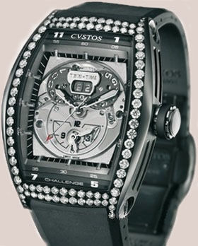 CTTDSBR Cvstos Masterpiece Twin-Time