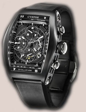 Cvstos Masterpiece Twin-Time CC BSWR