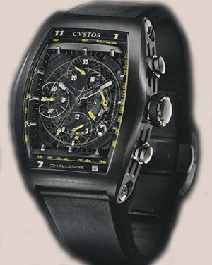 Cvstos Masterpiece Twin-Time CC BSYR