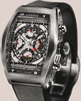Cvstos Masterpiece Twin-Time CC SWR