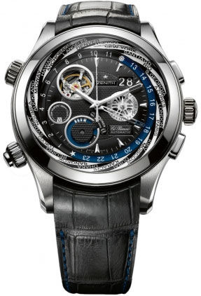 03.0520.4046/22.c681 Zenith Chronomaster Old model