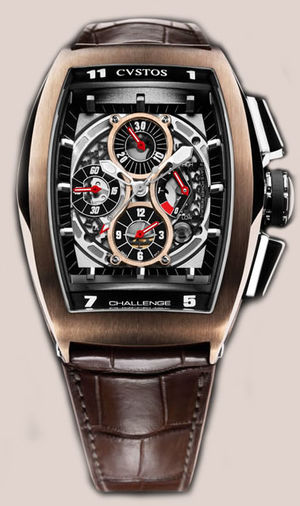 ChallengeGTChronoRG Cvstos Masterpiece Twin-Time
