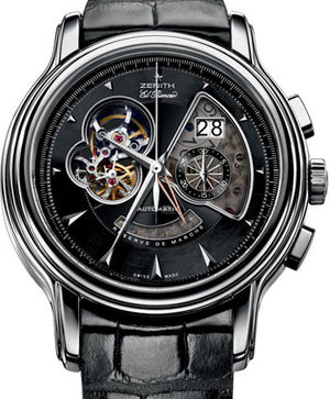 03.1260.4039/21.c505 Zenith Chronomaster Old model
