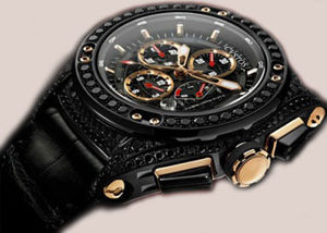 Cvstos Challenge-R challenge-r-chrono-st-black-diamonds