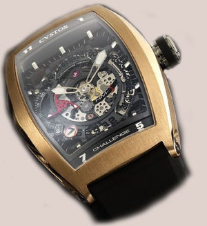 RG Black Rubb Cvstos Complication
