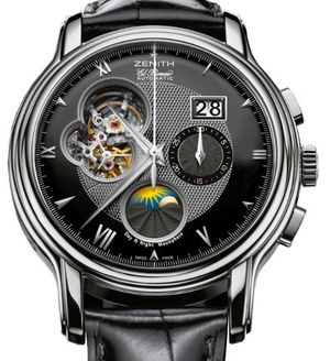 03.1260.4047/21.c505 Zenith Chronomaster Old model