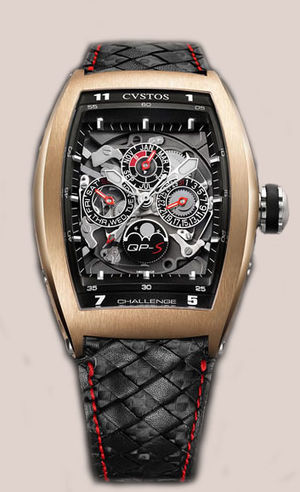 challenge- qp-s-red-gold Cvstos Complication