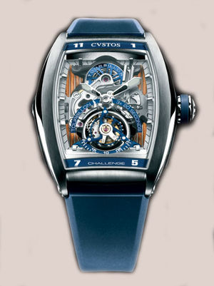 Tourbillon Yachting Club Cvstos Limited Edition