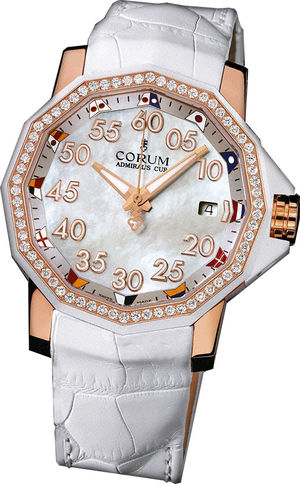 Corum Admirals Cup Competition 40 082.951.85/0089 PN34