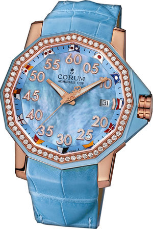Corum Admirals Cup Competition 40 082.953.85/0091 PN35